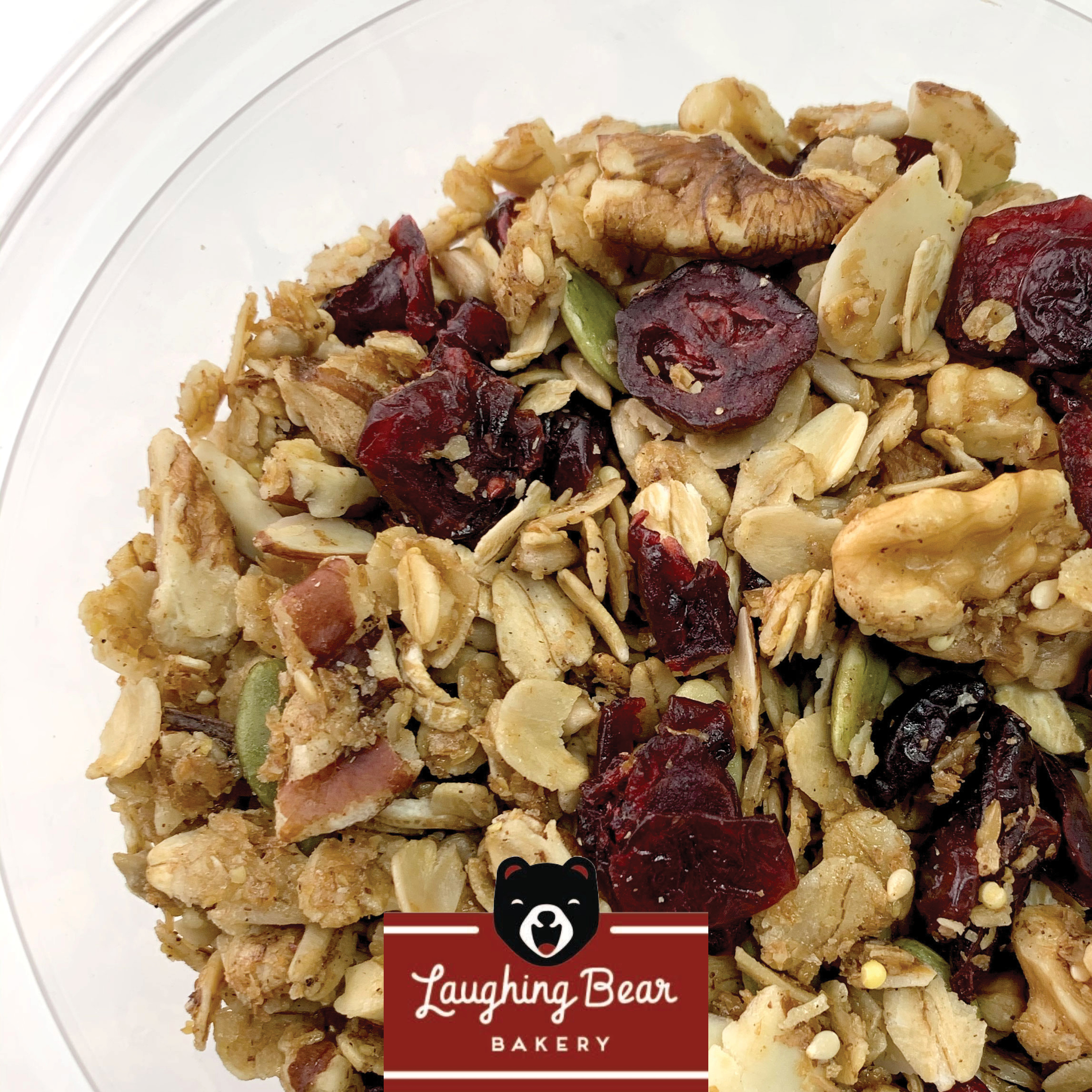 Granola From Laughing Bear Bakery